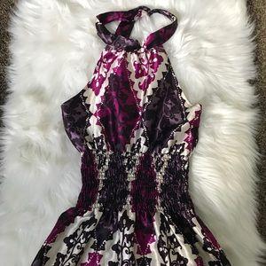Dresses & Skirts - Sleeveless turtleneck dress 💜
